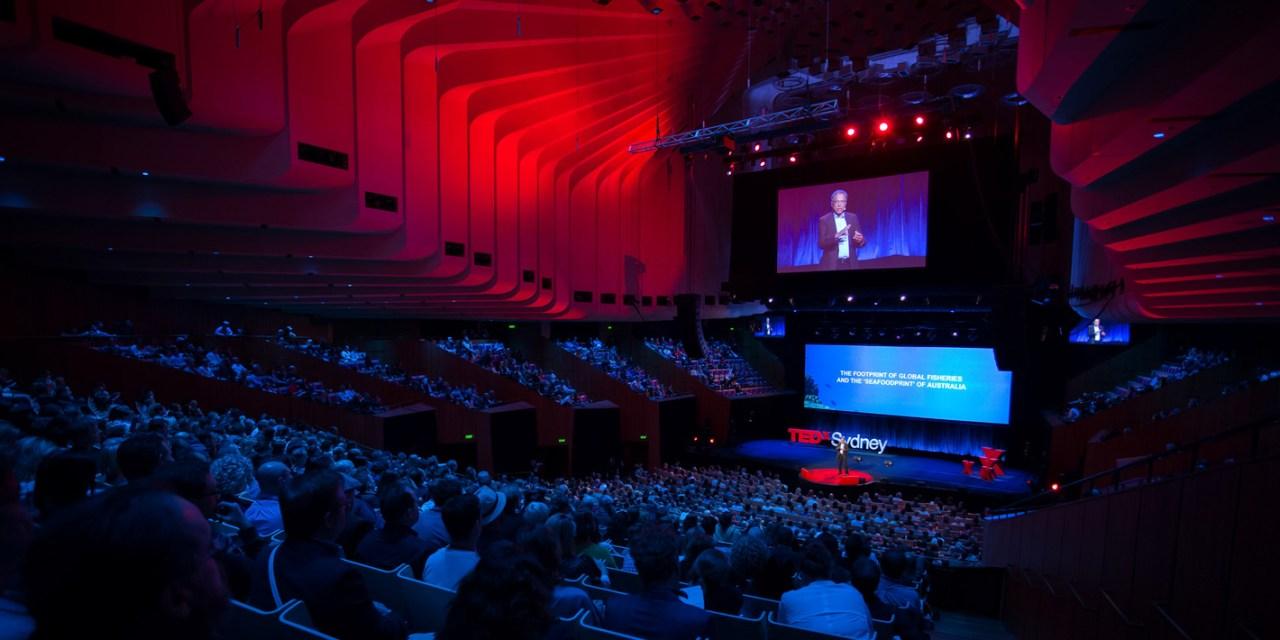 Tom Thum at TEDx Sydney