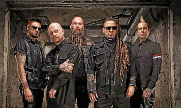 Five Finger Death Punch – Wrong Side Of Heave