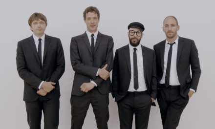 OK Go – I Won't Let You Down – Official Video