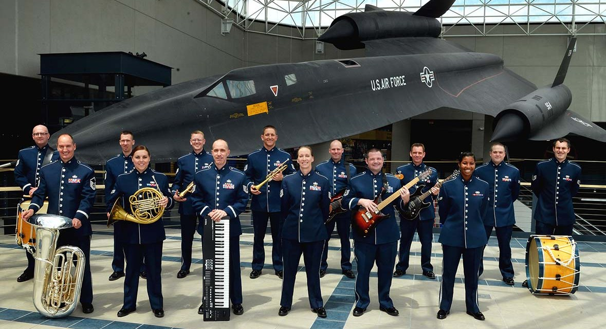 The U.S. Air Force Band at the Smithsonian