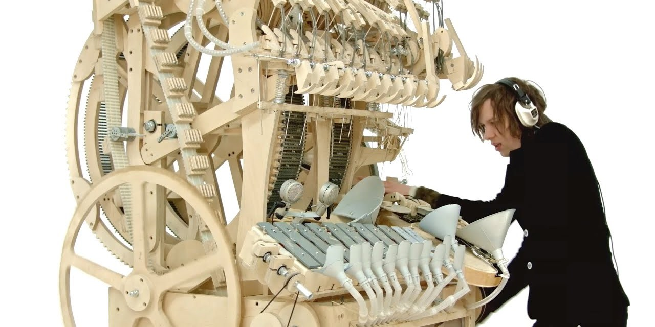 Wintergatan – Marble Machine
