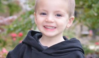 Meet Sweet 3 Year Old Evan from Villa Hills ~ He Needs Your Help!