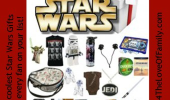 The Ultimate Star Wars Gift Guide (Amazon)
