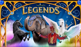 Ringling Bros & Barnum and Bailey Circus: Legends 2015