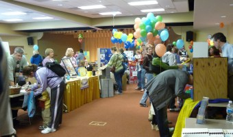 The Boone County Library's 10th Annual Early Childhood Fair ~ February 1, 2014
