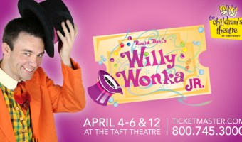 Roald Dahl's Willy Wonka Jr. Performed By The Children's Theater Of Cincinnati *GIVEAWAY*