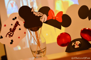 How To Make Disney Photobooth Props (with FREE printables)
