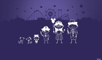 Disney Personalized Family Decal *FREE*  #DisneySide