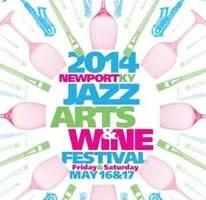 3rd Annual Newport, KY Jazz, Arts, & Wine Festival