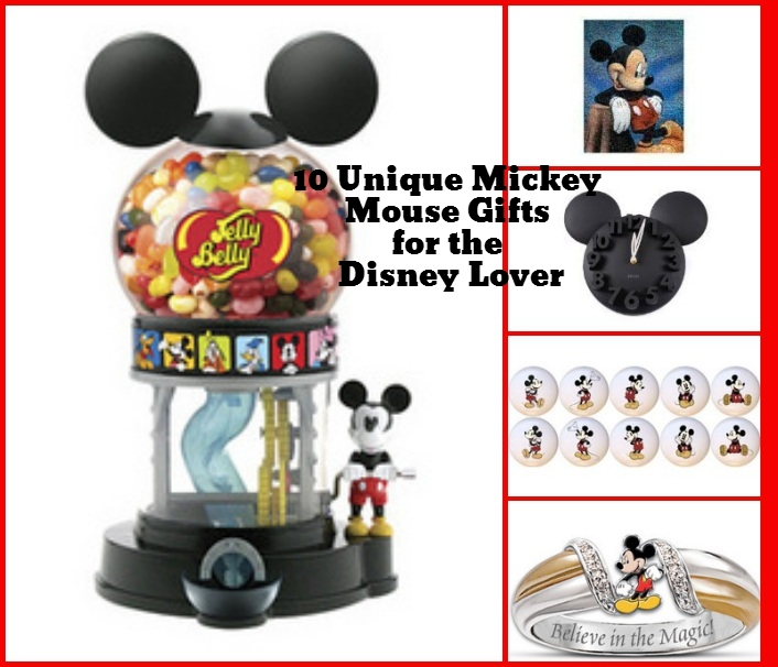 10 Unique Mickey Mouse Gifts For The Disney Lover Disneyside 4