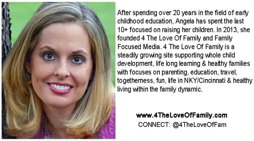 Angela Johnson 4 The Love Of Family
