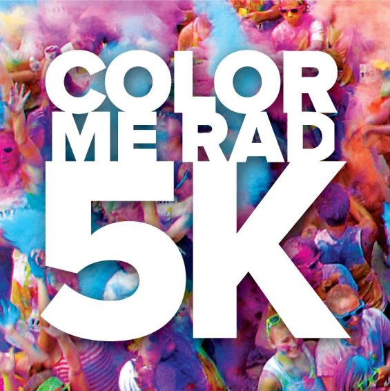 Color Me Rad 5k at Kings Island 2015 PLUS Exclusive Discount Code