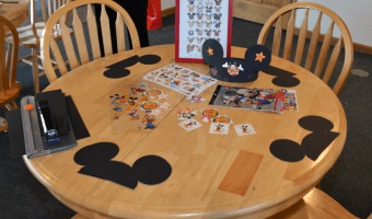 DIY Make Your Own Mickey Mouse Ears Party Craft w/ FREE Printable