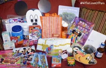 @4ThLoveOfFam - #DisneySide @ Home Celebration Reveal - 2015