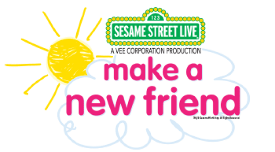 Sesame Street Live 2015: Make A New Friend