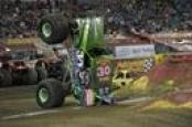 As Big As It Gets! Monster Jam 2015 In Cincinnati
