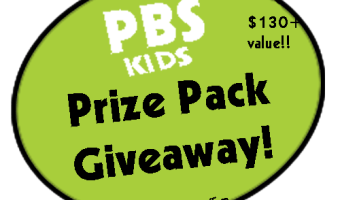 PBS Kids Prize Pack Giveaway & #ChristmasInJuly Giveaway Hop Grand Prize