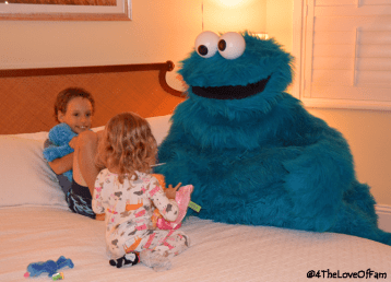 The #1 must do at Beaches Resorts! That Time Cookie Monster Knocked On Our Door...