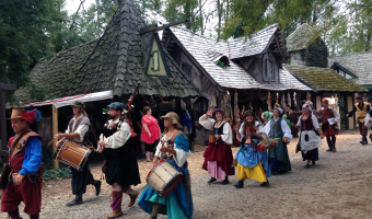 A Rendezvous of Culture At The Ohio Renaissance Festival