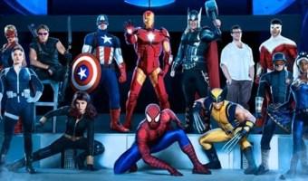 Marvel Universe Live in Cincinnati!