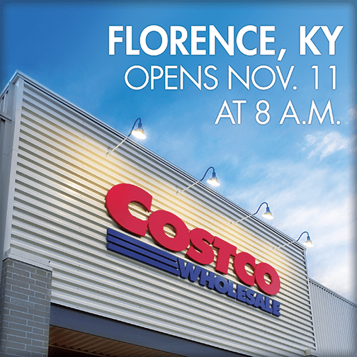 It's finally happening in NKY and we have an exclusive offer to share for the new Costco!