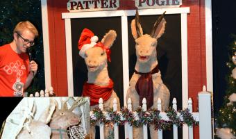 Christmas From Long Ago Returns To Cincinnati