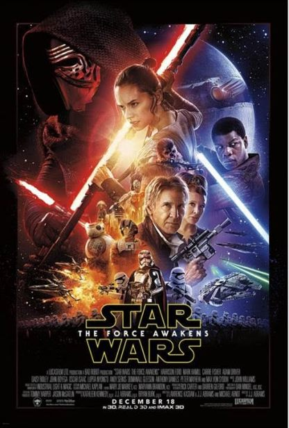 Star Wars: The Force Awakens Is Happening TODAY!
