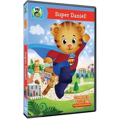 "Daniel Tiger's Neighborhood DVD ""Super Daniel!"""