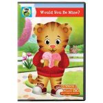 "Daniel Tiger's Neighborhood DVD ""Would You Be Mine?"""