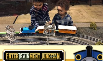 Thomas The Tank At EnterTRAINment Junction