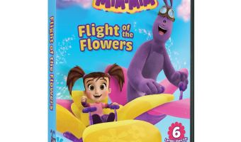 "KATE & MIM-MIM DVD ""Flight Of The Flowers"""