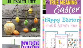 5 Fun Easter Ideas Round Up