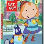 Peg + Cat: Super Peg And Cat Guy DVD