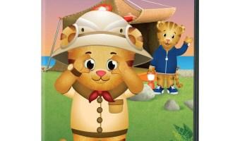 Daniel Tiger's Neighborhood: Daniel Goes Camping DVD