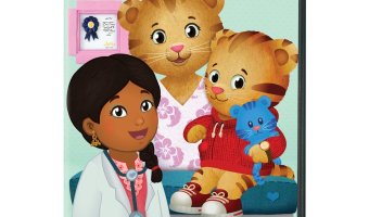 Daniel Tiger's Neighborhood: Daniel Goes To The Doctor DVD