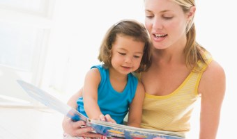How to Read Aloud to a Child That Won't Sit Still