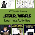 Star Wars Learning Activities