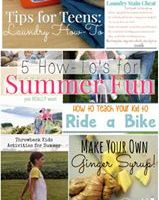 5 How To's For Summer Fun