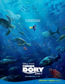Disney's Finding Dory Activities, Printables & Educational Packet
