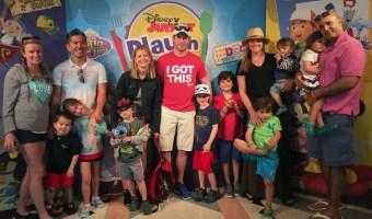 Sharing The Disney Magic With A Disney Kids Preschool Playdate!
