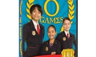 ODD SQUAD: The O Games DVD Release