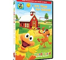 WORDWORLD: It's Time For School DVD Release