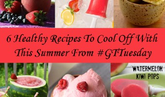 Healthy Recipes To Cool Off With This Summer From #GTTuesday