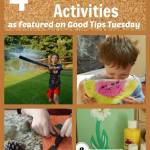 4 End of Summer Activities From #GTTuesday