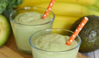 Brain Boosting, High Calorie Superfood Smoothie Your Kids Will LOVE!