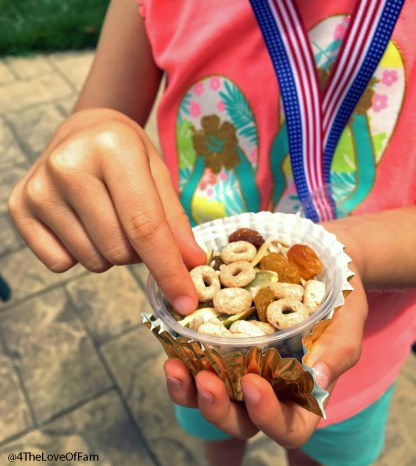 DIY Olympic Gold Medal Snack Containers from 4 The Love Of Family9