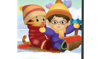 Daniel Tiger's Neighborhood: Daniel's Winter Wonderland DVD