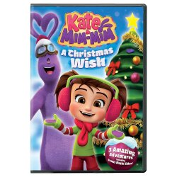 "Kate & Mim-Mim DVD Release: ""A Christmas Wish"""