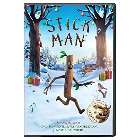 Stick Man Coming To DVD