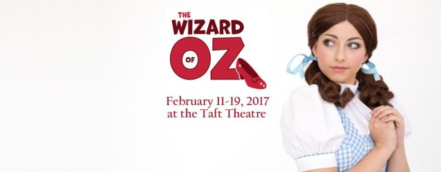 Go Over The Rainbow With The Children's Theatre Of Cincinnati In The Wizard of Oz